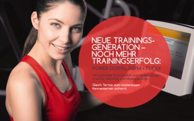 EINMALIG IN NÜRNBERG: DIE NEUE TRAININGS GENERATION FÜR SENSATIONELLE TRAININGSERFOLGE!