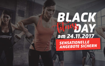 BLACK FITNESS DAY